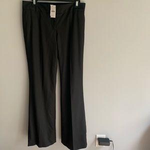 J Crew Favorite Fit Wide Leg Stretch Wool Pants